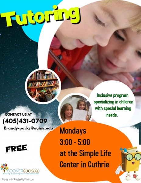 After School Tutoring program in Guthrie