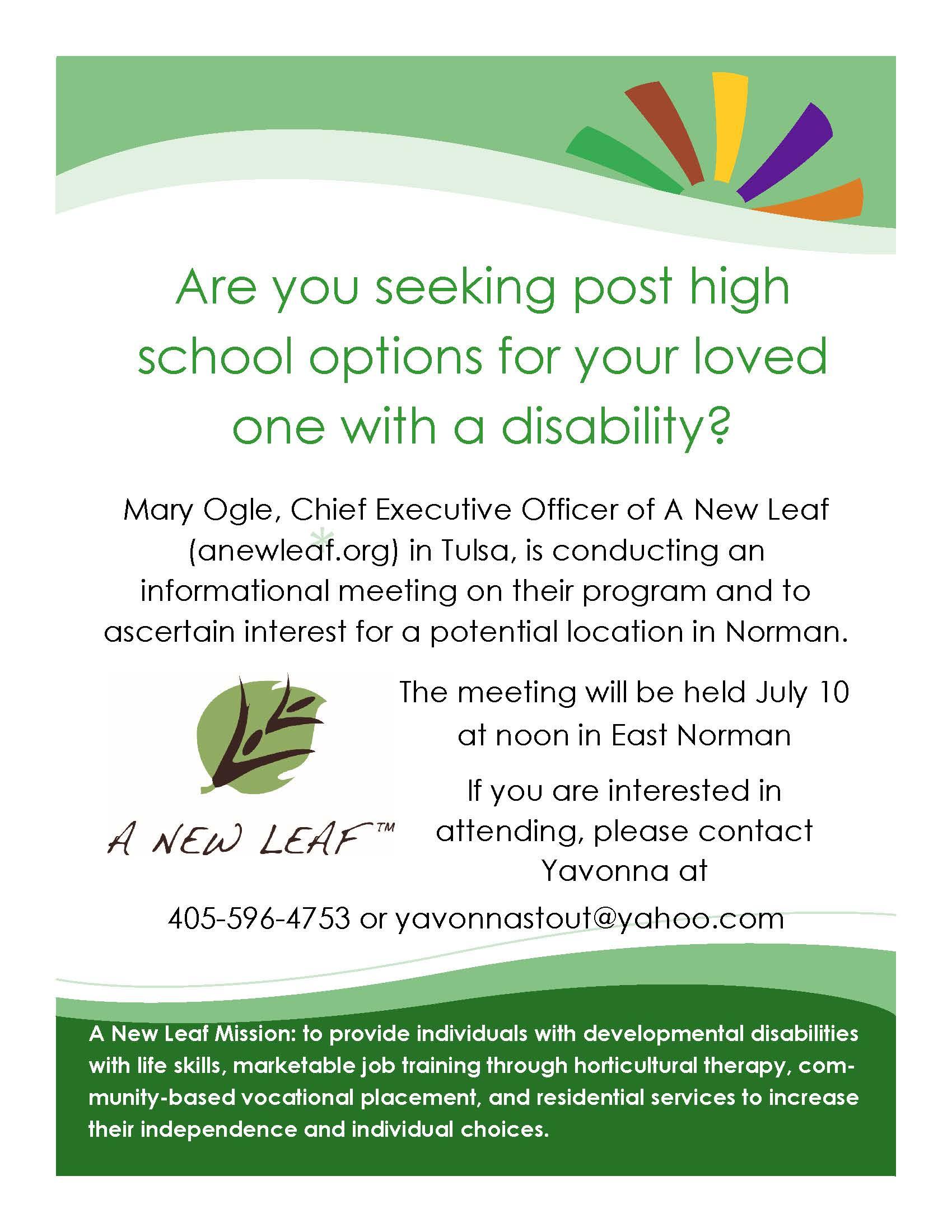 post high school options